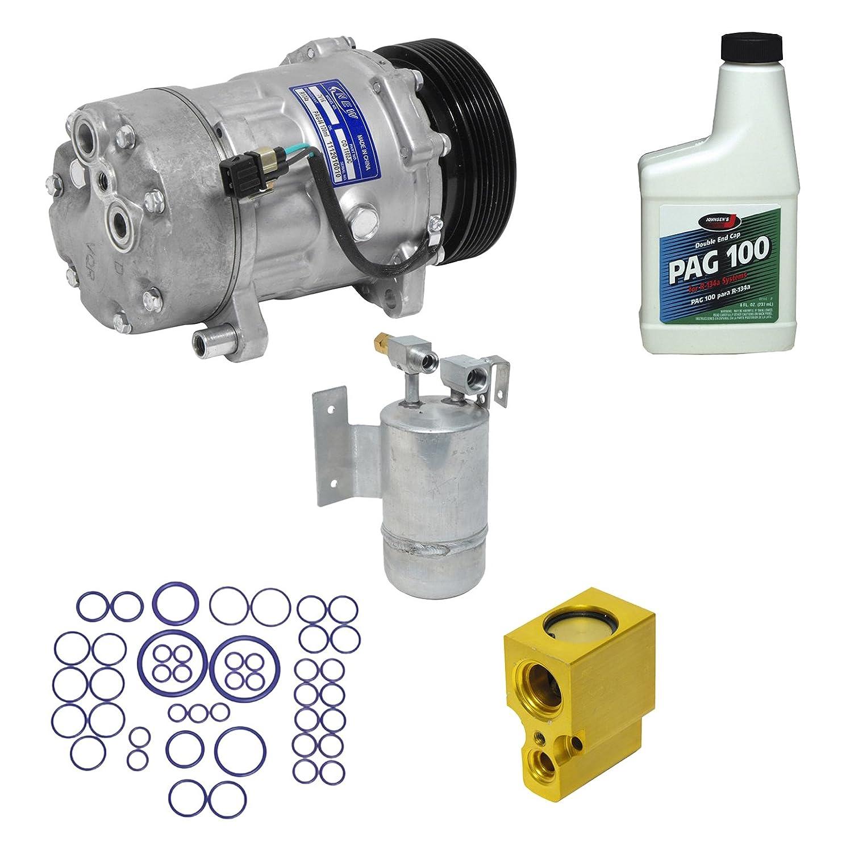 A//C Compressor /& Component Kit-Compressor Replacement Kit UAC KT 1714