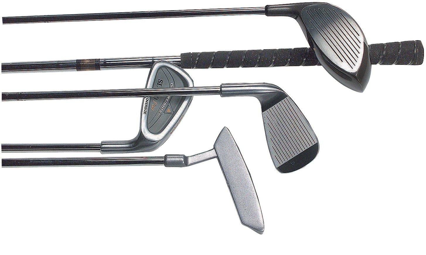 School Specialty Left-Handed No 9 Golf Club