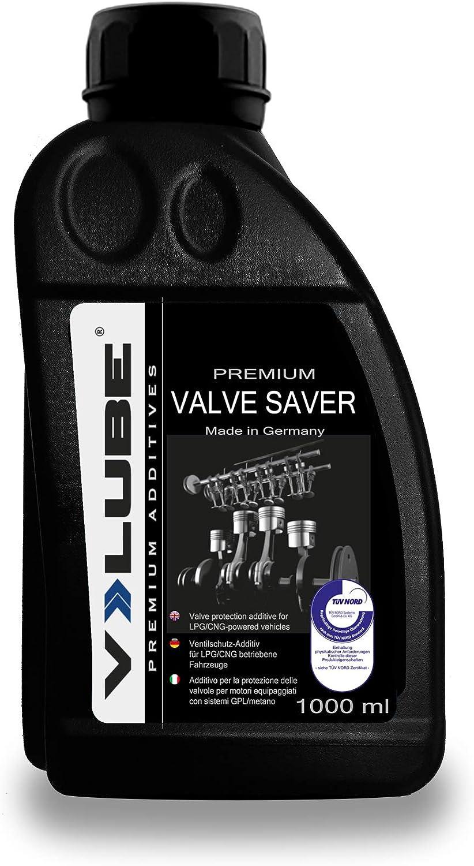 V Lube Valve Saver 1 Liter Ventilschutz Additiv Für Gasfahrzeuge Lpg Autogas Erdgas TÜv Kontrollierte Qualität Bestätigte Wirksamkeit Made In Germany Auto