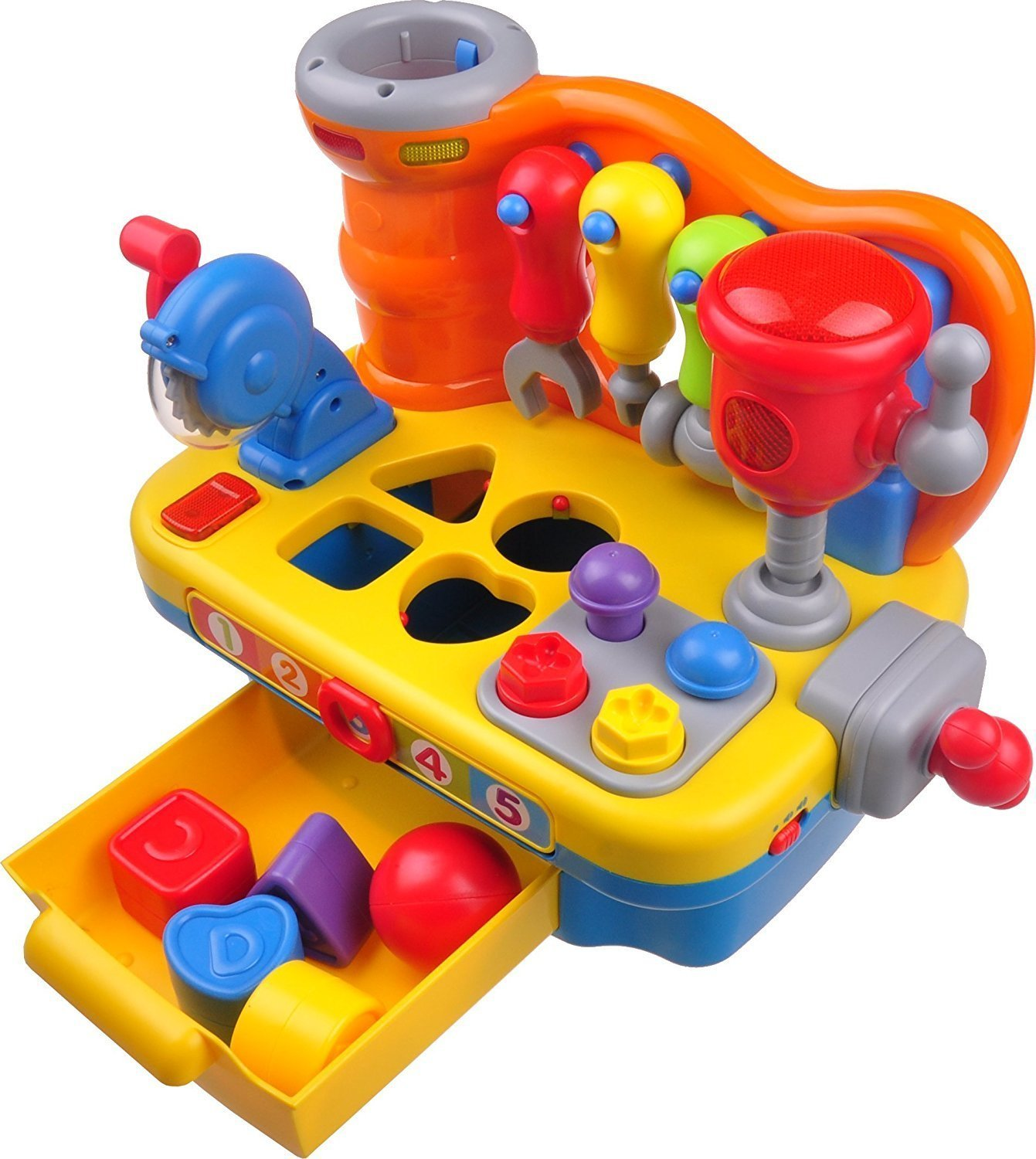 Amazon Musical Workbench Toy For Toddlers TG653 Interactive