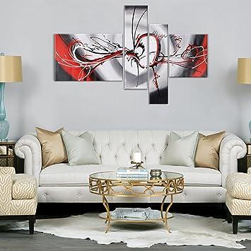 raybre art pcset cuadros modernos baratos grandes pintado a mano pintura