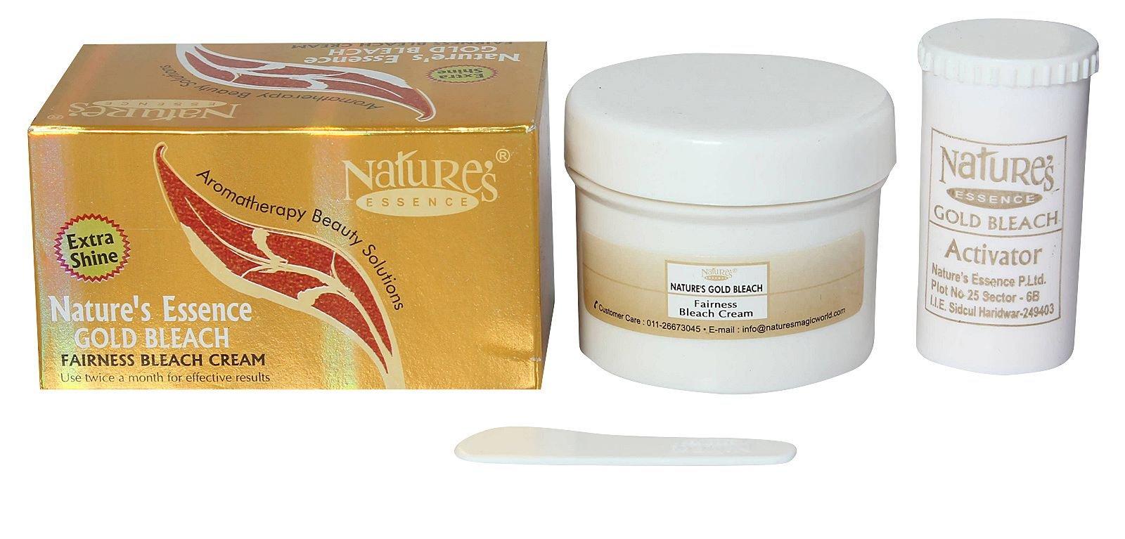 Nature's Essence Gold Bleach Fairness Cream, 500 gm product image