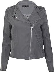 eb774245cd31f STACCATO Womens Bomber Jacket Stone Small