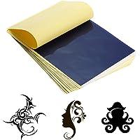"""Kacsoo 50 Stks Tattoo Transfer Paper,11.7 """"× 3.3"""" Tattoo Stencil Papier Thermische Stencil Transfer Papier voor…"""
