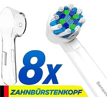 cabezales de cepillo Oral B CrossAction Acción Compatible de repuesto para cepillos eléctricos Oral-B
