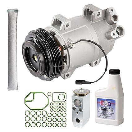 Amazon.com: AC Compressor w/A/C Repair Kit For Suzuki Grand Vitara & XL-7 - BuyAutoParts 60-81794RK New: Automotive