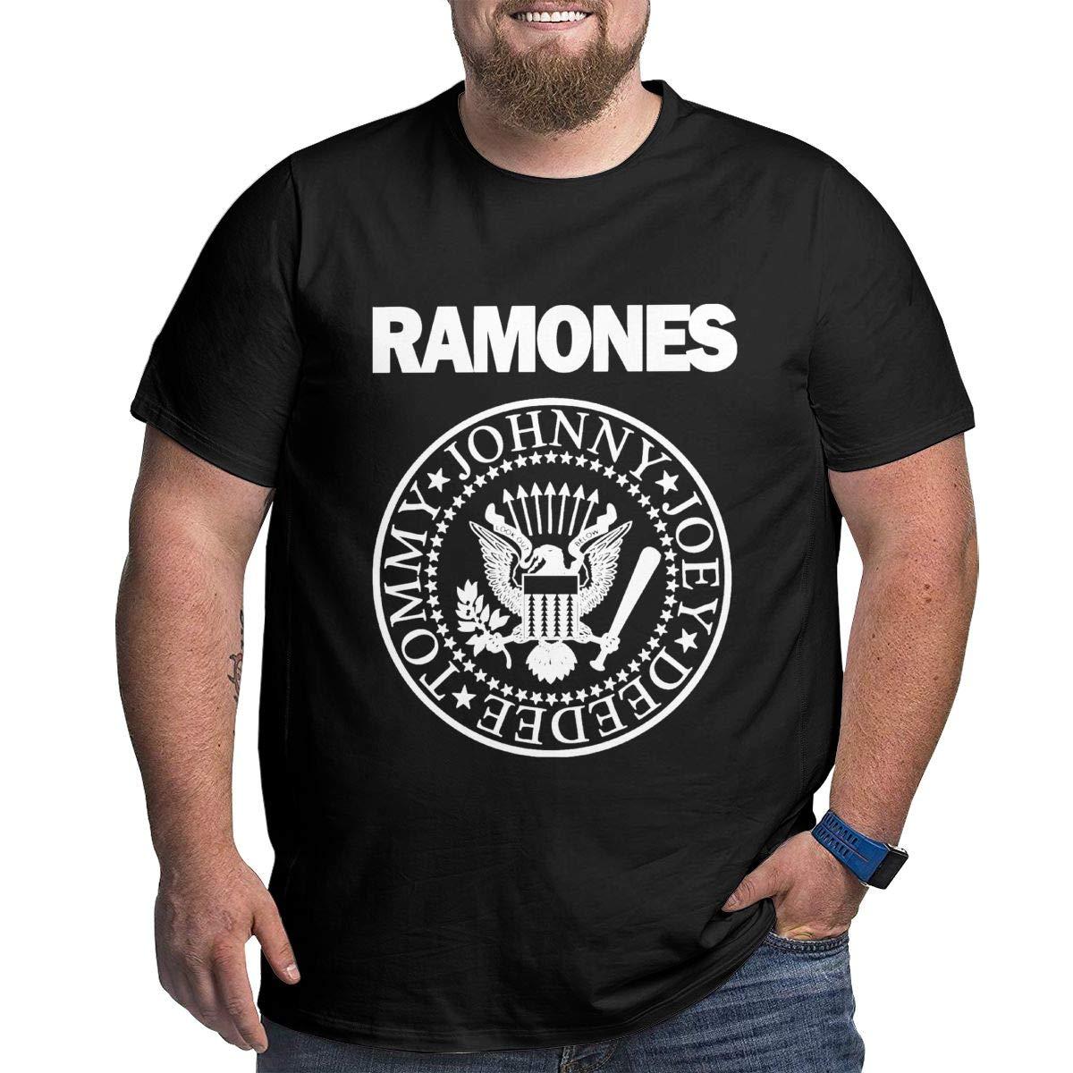 Chamtens Ramo-nes-logo T Shirt Casual Tee For