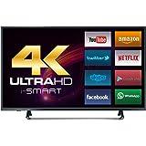 Noble Skiodo 107 cm (42 inches) 42KT424KSMN01 4K Ultra HD LED TV (Black)