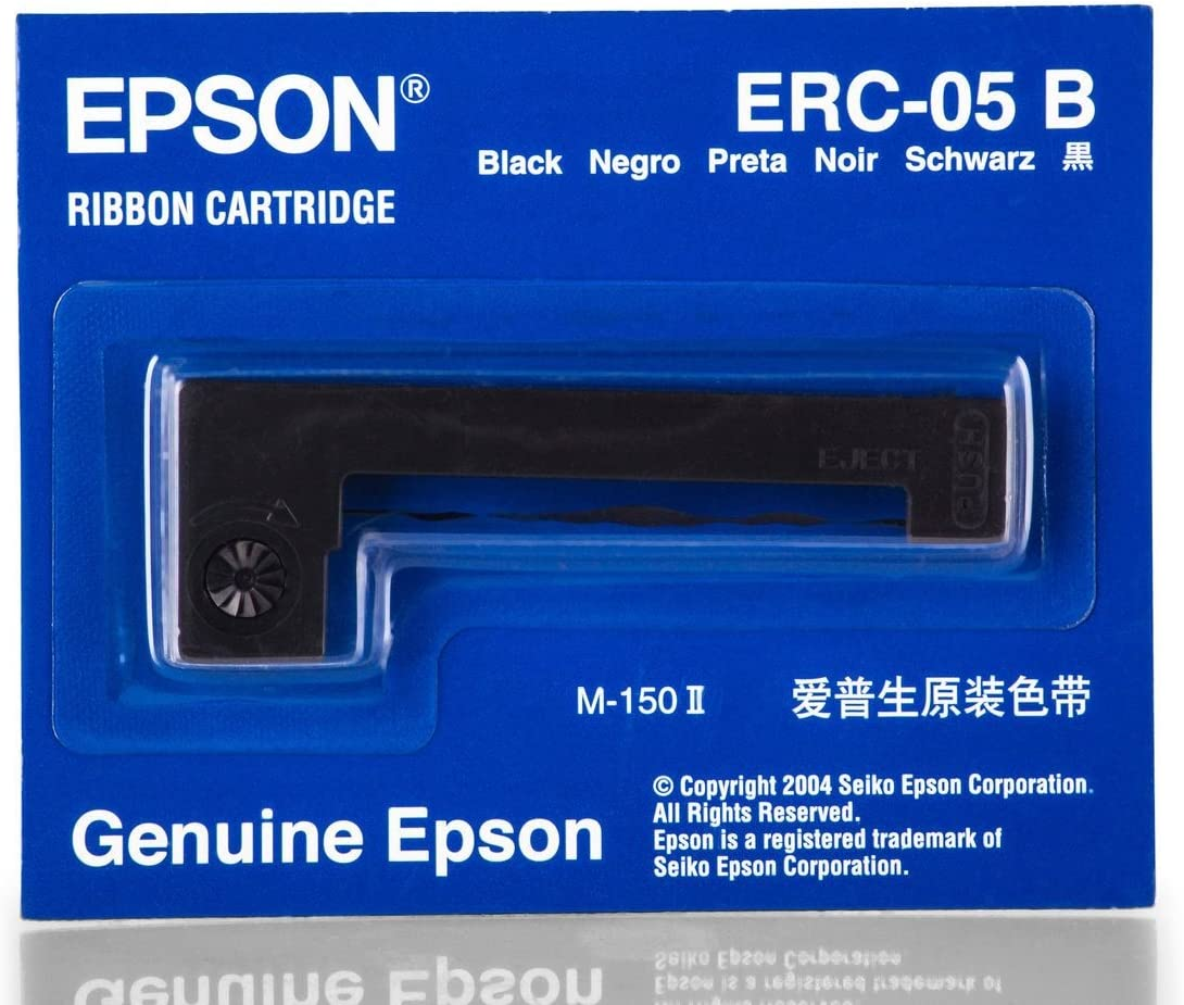 Ruban Noir ERC05B Original Epson C43S015352 Epson ERC 05