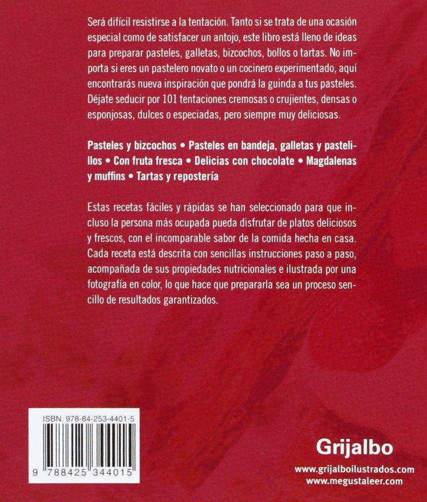 101 deliciosas tentaciones / 101 Teatime Treats (Spanish Edition): Jane Hornby, Fernando E. Napoles Tapia: 9788425344015: Amazon.com: Books
