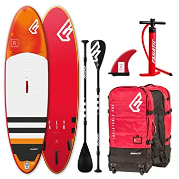 Fanatic Fly Air Premium 10.8 Hinchable Sup Windsurf Tabla Surf de ...