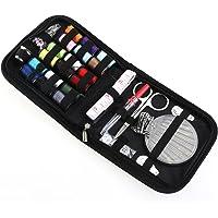 ROSENICE 58pcs Kit de costura de viaje Set