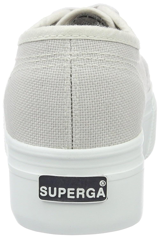 Superga 2790-Acotw Linea UP and Down, Baskets Femme, Gris (Grey Sage SM38), 36 EU
