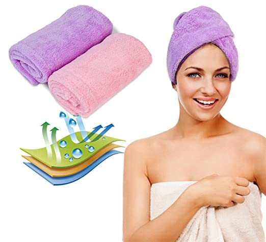 Noivty Hair Drying Towel