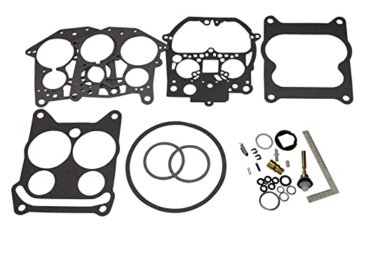 Amazon Com Rochester Quadrajet Omc Marine Carb Carburetor Kit Fits