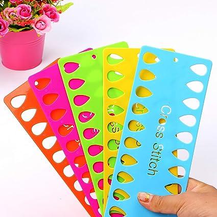 3 Cards per pack Thread Organiser Cards 30 holes per card