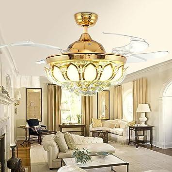Huston Fan 42-Inch Universal Ceiling Fan With Chandelier Mordern ...