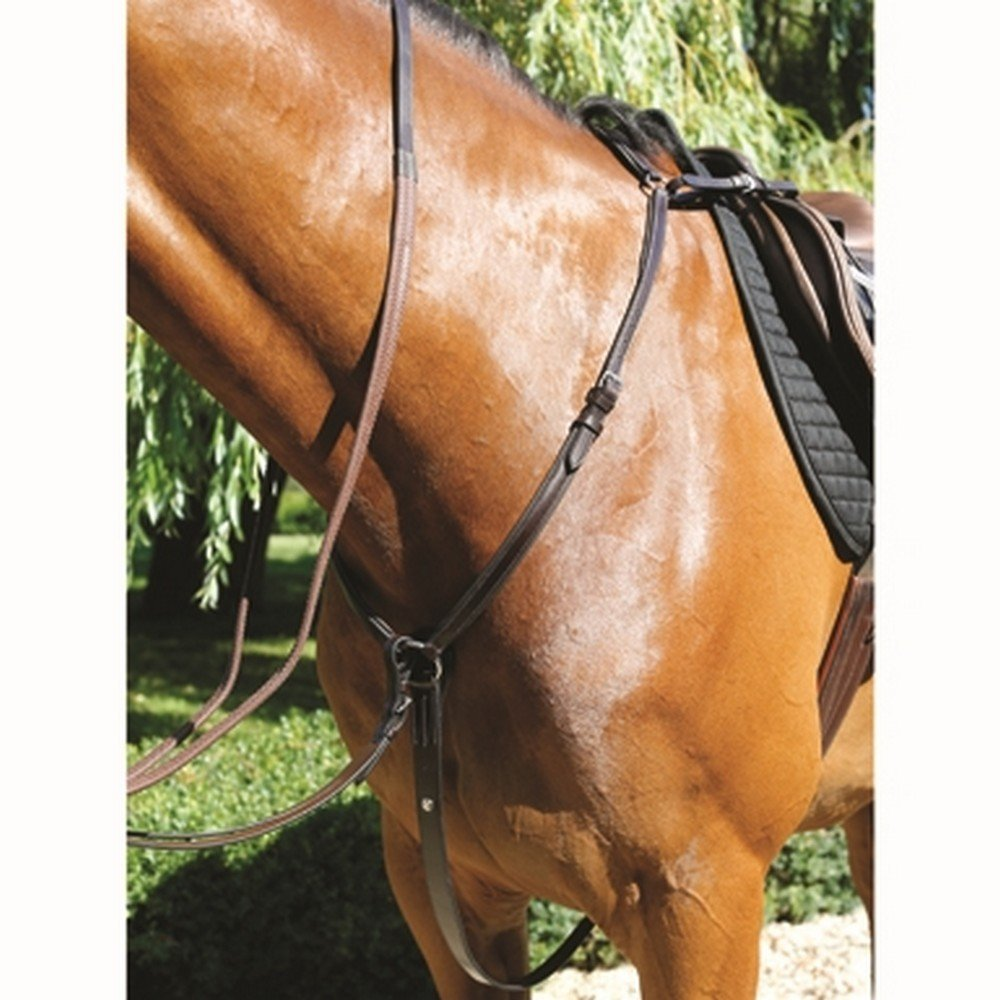 Mark Todd Leather Padded Breastplate