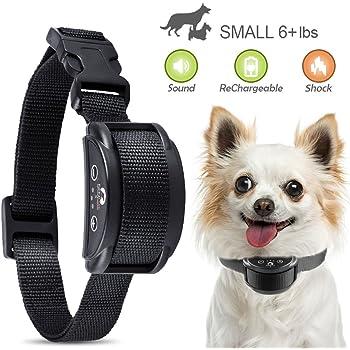 Amazon.com : Barklo Small Dog Bark Collar for Small to Medium Dogs