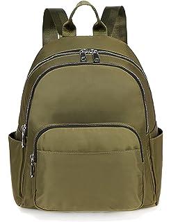 5fec47718d MUUQUSK Small Fashion Backpack Purse For Women Girls lightweight Mini  College School Bag