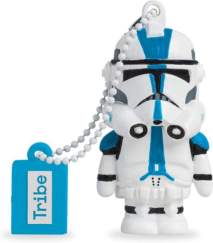 Tribe Disney Star Wars 501st Clonetrooper - Memoria USB (16 GB), diseño de Clonetrooper: Amazon.es: Informática
