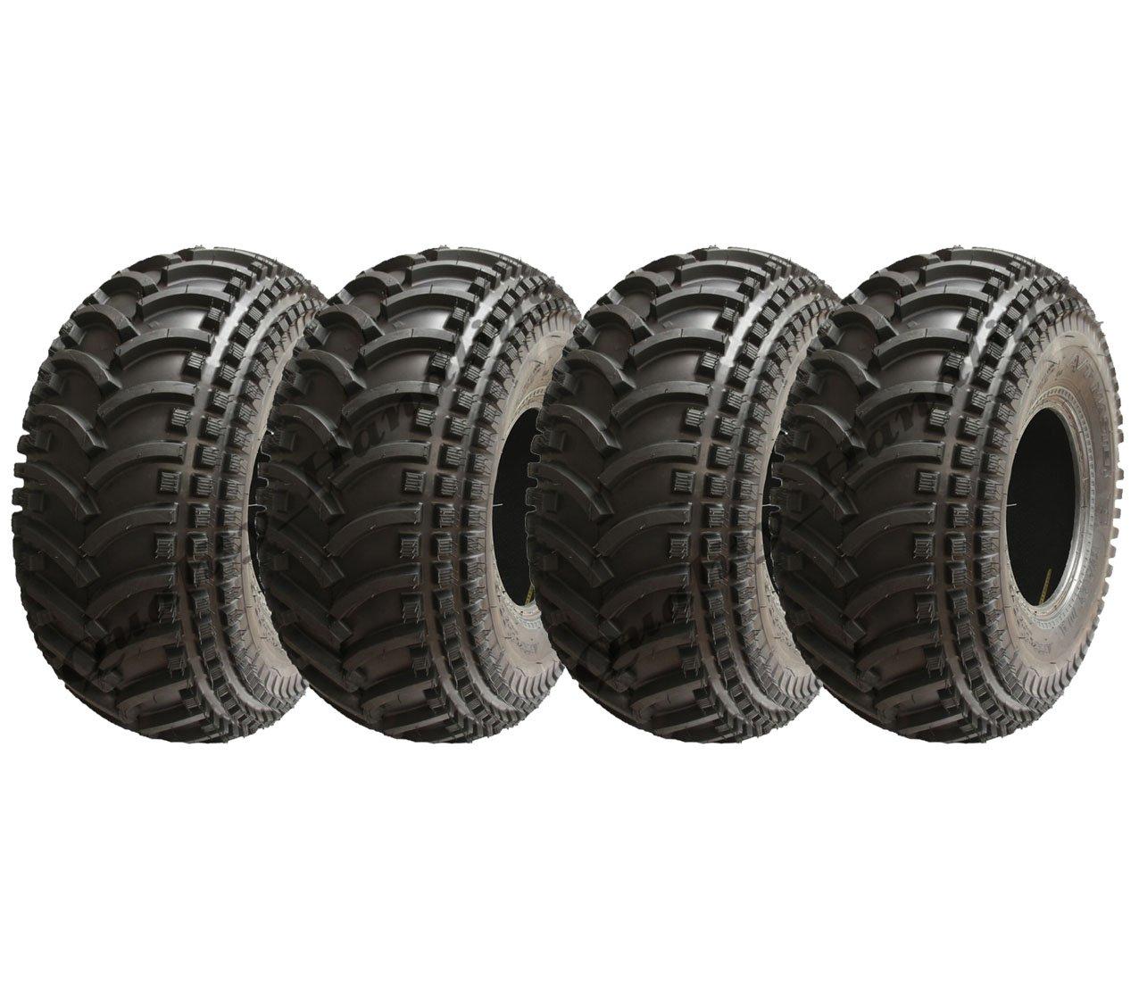 4pcs: 22x11.00-8 quad Reifen, 22 11 8 ATV Reifen Wanda P308 E markiert