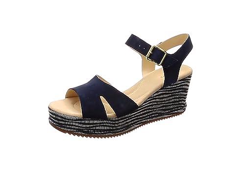 7bd3f7720f5772 Clarks Women s s Akilah Eden Ankle Strap Sandals  Amazon.co.uk ...