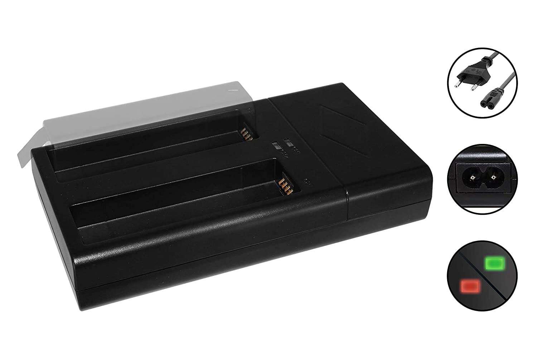 - Zenmuse X3 X5 Cargador Doble Compatible con HB01-522365 para dji Osmo X5R Pro, Raw, Plus, Mobile