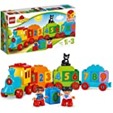 LEGO DUPLO My First Number Train 10847 Learning and Counting Train Set Building Kit and Educational Toy for 2-5 Year…