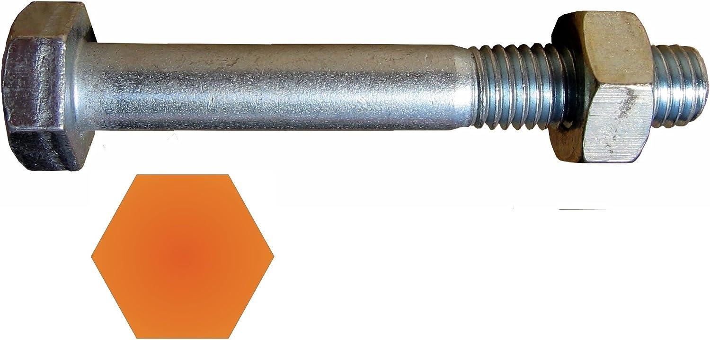 Sechskantschraube DIN601 vz M12 x 240 mm//Pck a 25 St/ück