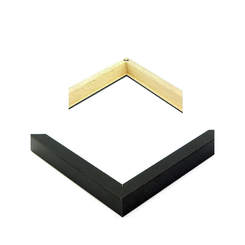 Nielsen Bainbridge Wood Frame Kits black 17 in. FW1601741