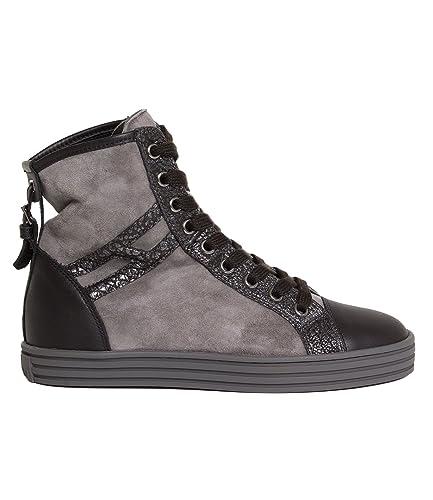 Hogan Rebel Sneakers Alta Donna Sneakers - R182 Mod. HXW1820D661 39 ... e201c4d78df