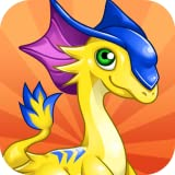 Jurassic Story Dragon Games - Dinosaur Pet Breeding City Sim Game Free Fun For Monster Mania, Kids, Boys and Girls
