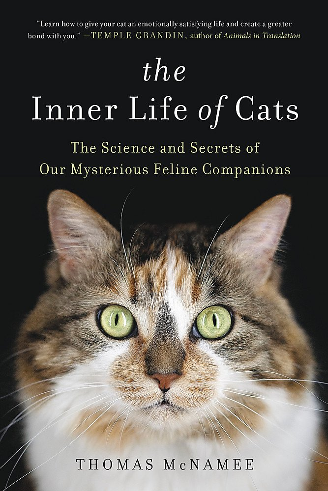 The Inner Life of Cats: The Science and Secrets of Our Mysterious Feline Companions by Hachette Books (Image #1)