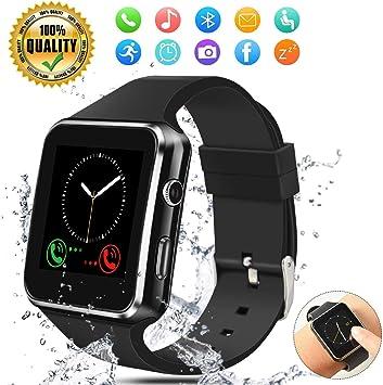 Smartwatch Reloj Inteligente Hombre Mujer niños Pulsera Actividad ...