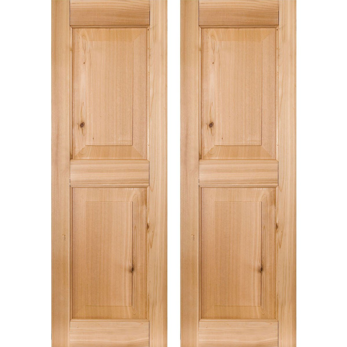 Ekena Millwork RWR15X067UNP Exterior Real Wood Pine