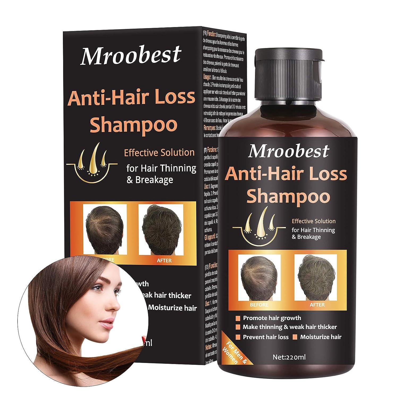 Haarshampoo, Haarwachstums Shampoo, Anti Haarverlust Shampoo ...