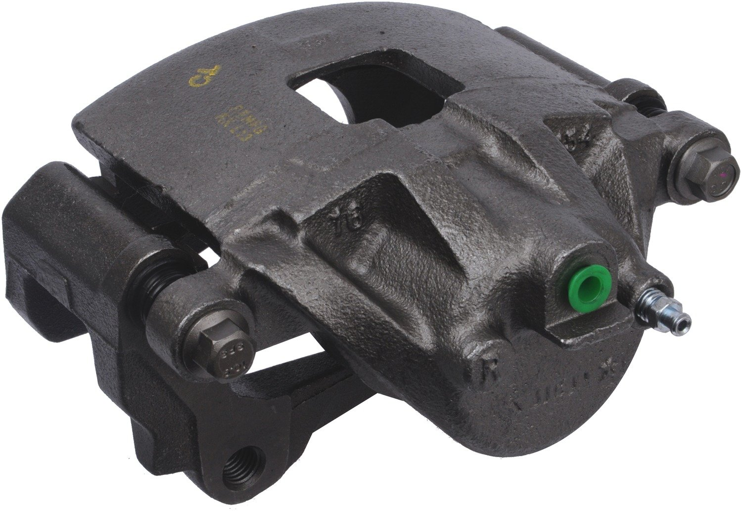 Cardone 18-B4639A Remanufactured Domestic Friction Ready Unloaded Brake Caliper