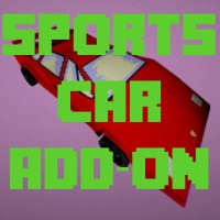 Sports Car Add-On For Minecraft PE