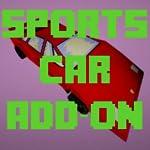 Sports Car Add-On For Minecraft PE
