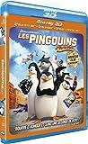 Les Pingouins de Madagascar [Combo Blu-ray 3D + Blu-ray + DVD]