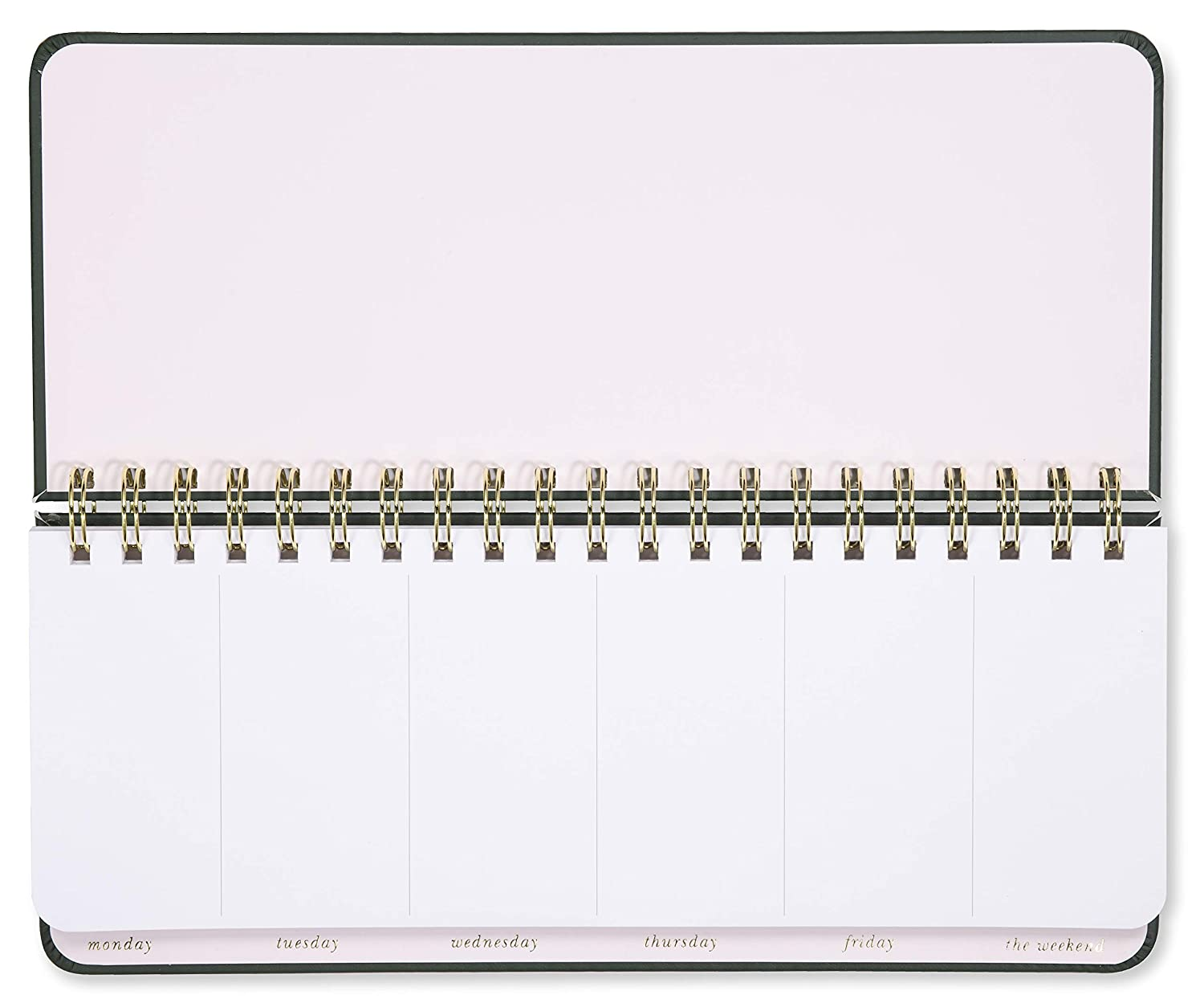 Kate Spade New York Weekly List Pad, Includes 52 Undated Sheets for 1 Year of Planning, What a Week