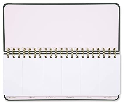 Kate Spade New York Weekly List Pad, Includes 52 Undated ...