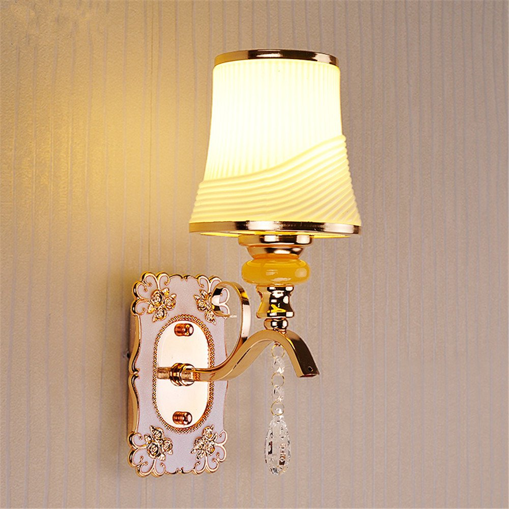 risposta prima volta DengWu DengWu DengWu lampada da parete Lampade da parete lampada al posto letto camera da letto a parete minimalista moderno continentale creative US-salotto stile lampade led (1728cm) scalinata verso il corridoio  miglior prezzo