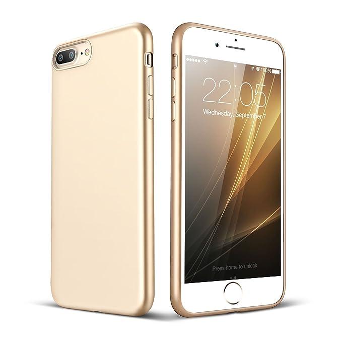1 opinioni per ESR Cover iPhone 7 Plus, Custodia Opoca [Ultra Sottile] di TPU Morbida