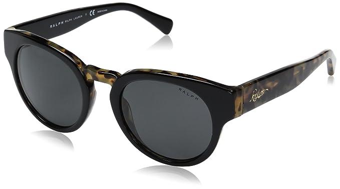 Ralph Lauren RALPH BY 0Ra5227 Gafas de sol, Black/Tort, 50 ...