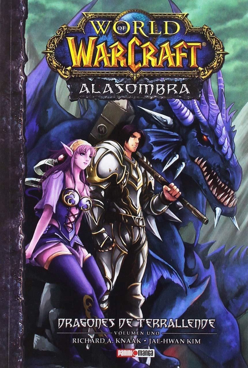 libros warcraft wiki