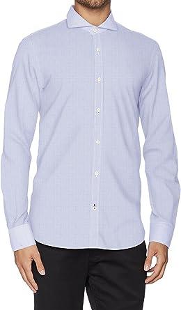 El Ganso 1050W170027 Camisa Casual, Blanco Celeste, 41 para Hombre: Amazon.es: Ropa y accesorios