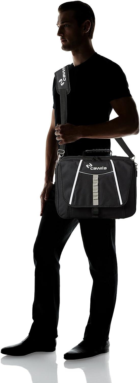 Cawila Trainertasche Trainer Briefcase Inkl Zubeh/ör f/ür Fu/ßball