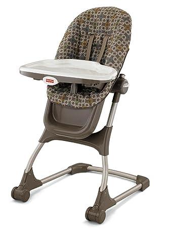 Amazon.com  Fisher-Price EZ Clean High Chair Circles  Childrens Highchairs  Baby  sc 1 st  Amazon.com & Amazon.com : Fisher-Price EZ Clean High Chair Circles : Childrens ...